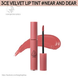 Son kem 3ce Velvet Lip Tint #Near And Dear